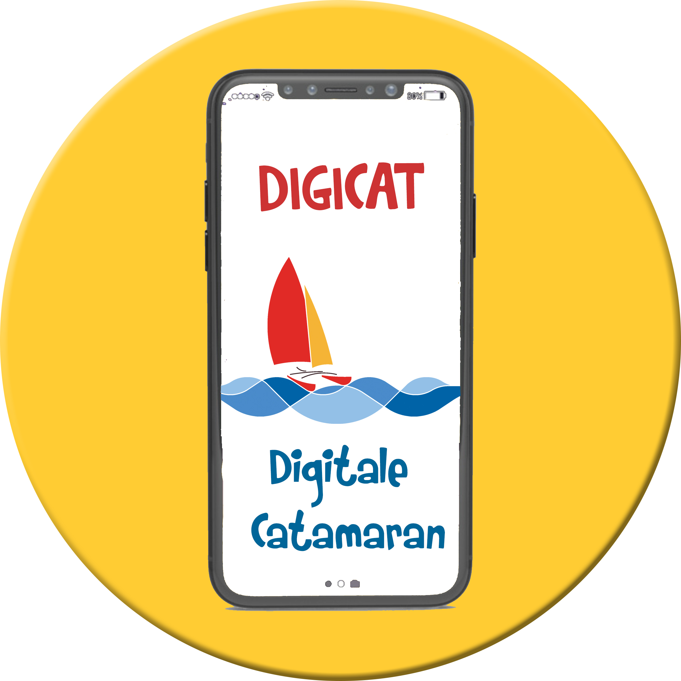 Digitale Catamaran